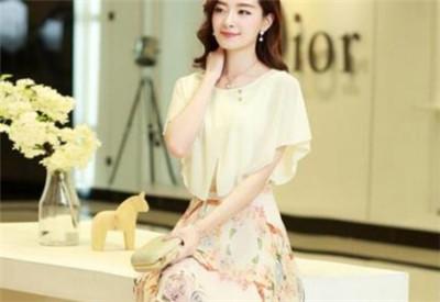 韩版女装加盟
