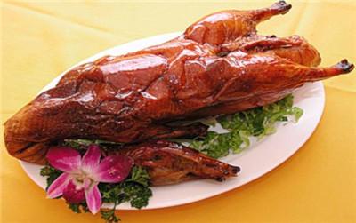 老北京脆皮烤鸭加盟