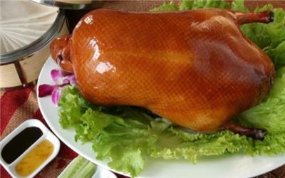 脆皮烤鸭加盟