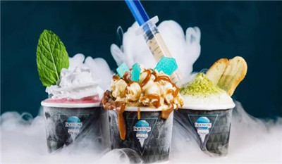冒烟冰淇淋加盟