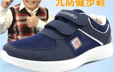 健步鞋加盟