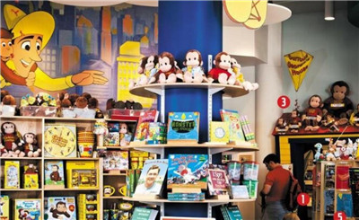 儿童益智玩具店加盟