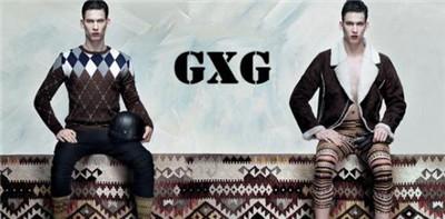 gxg男装加盟