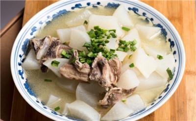 羊肉汤加盟