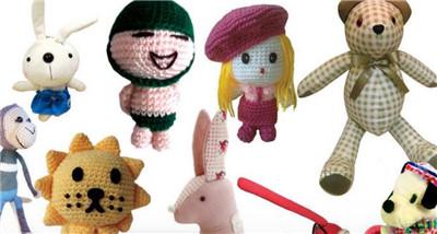 毛绒玩具加盟