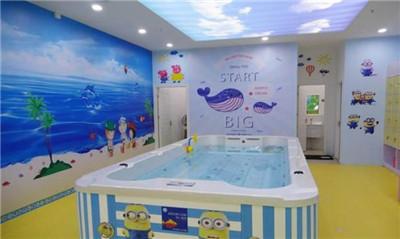 婴儿游泳馆加盟