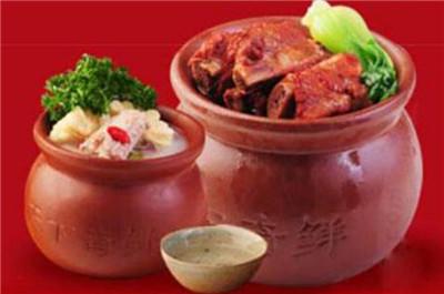 古色传香瓦罐小吃加盟