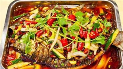 香锅烤鱼加盟