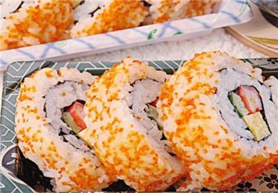 回转寿司加盟费多少钱