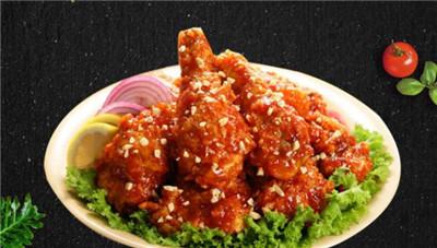 韩国炸鸡店加盟