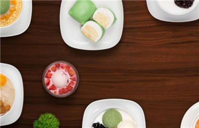 香港甜品加盟
