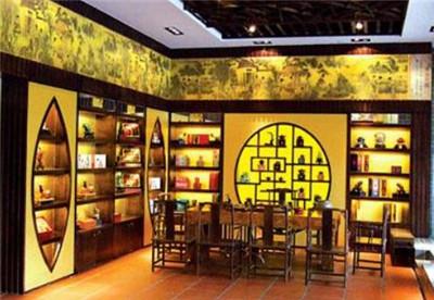 茶叶加盟店