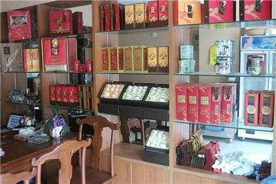 茶叶加盟店十大品牌