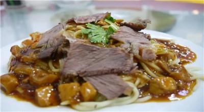 中华名小吃